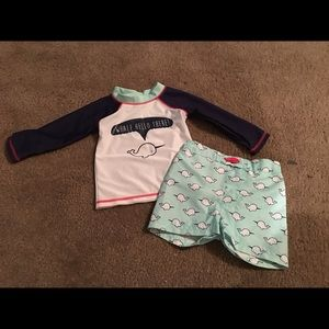 Other - GUC adorable baby boy swimsuit